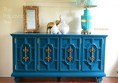family room media cabinet  Custom order High Gloss Buffet Sideboard Media by ThePapayaTree, $1295.00