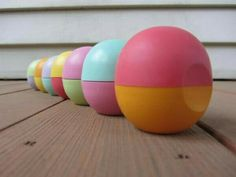 eos LOVE my mint flavor.best chapstick ever! Just Girly Things, All Things Beauty, Eos Lip Balm, Lip Balms, Eos Chapstick, Lip Balm Brands, Eos Products, Makeup Products, Baby Lips