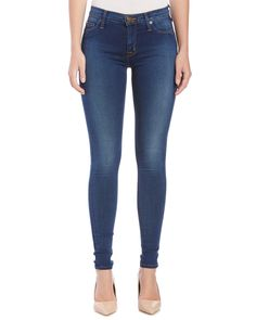 HUDSON Jeans Nico Mid-Rise Super Skinny Leg is on Rue. Shop it now.