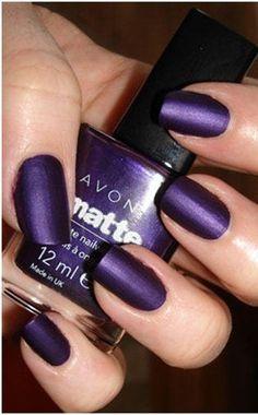Best Matte Nail Polish shades. I wanna do my nails like this