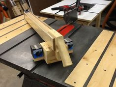 Magnetic Table Saw Fence - by X541 @ LumberJocks.com ~ woodworking community