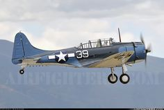 Douglas SBD - 5 Dauntless