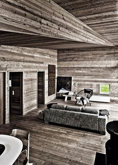 For the love of wood - NordicDesign