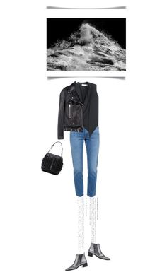 """FALL"" by stephanie-nina ❤ liked on Polyvore featuring Acne Studios and Victoria Beckham"