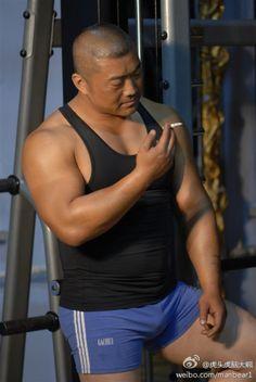 モッコリやッ! Middle Aged Man, Female Reference, Man Smoking, Fat Man, Big Men, Lycra Spandex, Asian Men, Sporty, Guys