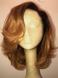 H&F Straight Virgin Human Hair Lace Frontal Trendy Hairstyles, Weave Hairstyles, Medium Hairstyles, Popular Hairstyles, Black Hairstyles, Bobs Rubios, Messy Blonde Bob, Blonde Wig, Blonder Bob