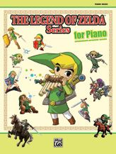 The Legend Of Zelda Series for Piano. £15.95