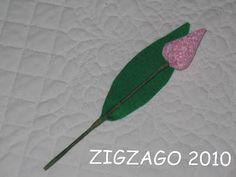 zigzago: Avete 10 minuti??? ... facciamo un tulipano!!!