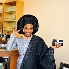 Nigerian wedding thanksgiving photos from Hadiza & Olamiju Akala in Ibadan 2