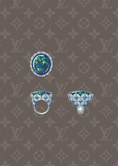 LOUIS VUITTON / Jewellery / Galaxy by VANDELLI Sebastien at Coroflot.com