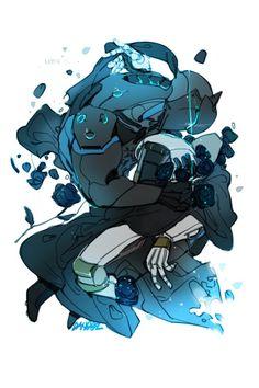 Genji Shimada, Overwatch Genji, Child Of Light, Fictional Characters, Random Stuff, Cartoons, Gaming, Ships, Funny