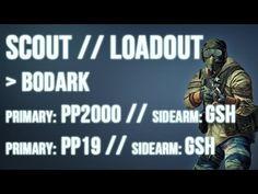 """Scout/Bodark"" : GRFS Scout Loadout & PP2000 Gameplay"