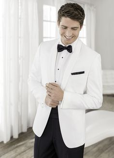 9 Refreshing New Tuxedos! We're pleased to announce our new styles of men's formal wear for 2017! After tracking rental...