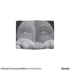 Celestial #7 Passport Holder