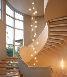 Light for Stairways With Beautiful Lighting tag: led light for stairways, light fixtures for stairways, , staircase light, hanging light fixtures for Staircase Lighting Ideas, Stairway Lighting, Wood Staircase, Hallway Lighting, Staircase Design, Spiral Staircase, Ceiling Lighting, Bocci Lighting, Stairwell Chandelier