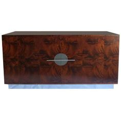 American Art Deco Walter Dorwin Teague Sideboard or Chest | From a unique collection of antique and modern sideboards at http://www.1stdibs.com/furniture/storage-case-pieces/sideboards/
