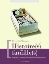 Histoire(s) de famille(s) regroupe vingt-trois récits dans lesquels se chevauchent et s'entremêlent souvenirs personnels et mémoire familiale des faits et gestes des ancêtres. À travers ces récits, une identité se dessine. Non seulement celle de familles, mais celle d'une communauté, la communauté francophone de la Saskatchewan.