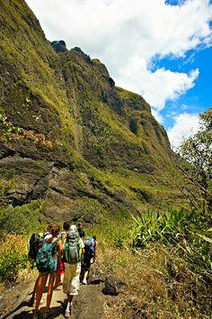 Trekking dans le cirque de Cilaos - Ile de la Réunion