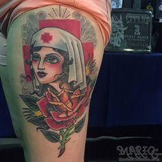 Healed Rose of No Man's Land piece by: Mario G. Tattoos TATTOOER.PAINTER. Lady Luck Tattoo Gallery Tempe Arizona Info/Contact: emjeetattoo@gmail.com  #tattoooftheday #tatuador #tattoos #tattooart #supportgoodtattooers #instagood #instadaily #tattoosforlife #tattoosofinstagram #tattoocloud #tattooartistmagazine @tattoo.artists