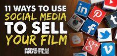 SOCIAL MEDIA, Facebook, Twitter, Instagram, LinkedIn, Pinterest, Tumblr, Youtube, Snap Chat, Periscope, Meerkat, indie film, filmmaking, indie film hustle, film marketing,
