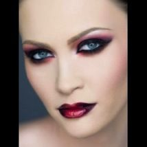 Vampiress face