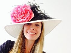 DIY How to Make a Kentucky Derby Hat - Step by Step Instructions - YouTube