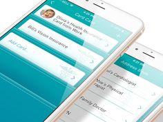 Healthcare Organizer App