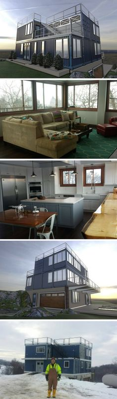 MINERAL POINT CONTAINER HOME