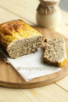 pasztet_szlachecki_mojprzepisna.pl Kielbasa, Polish Recipes, Banana Bread, Food And Drink, Menu, Cooking, Fit, Kitchens, Canning