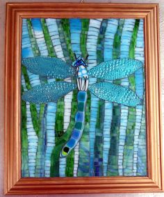 Texas Dragonfly in the Reeds by floyfreestyle, via Flickr