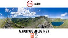 360TUBE–VR apps games & videos.