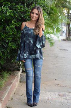 Look do Dia – Jeans Rasgado + Bata Miss Mary por Lalá Noleto | blog Lalá Noleto em fevereiro 27, 2014