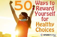 50 Non-Food Rewards for Fitness and Weight Loss