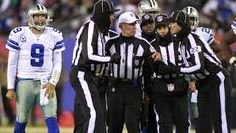 The Nfl Adopts Soccer S Yellow Card Rule For One Year Trial Sports Headlines Nfl Soccer