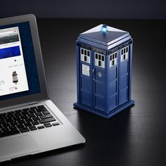 Doctor Who Bluetooth Speakers | ThinkGeek