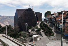 Biblioteca España, Medellín
