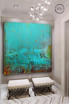 Abstract Painting Techniques, Seascape Paintings, Your Paintings, Abstract Art, Large Canvas Art, Large Painting, Oil Painting On Canvas, Extra Large Wall Art, Painting Inspiration