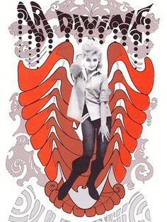 Plexus(1969 French magazine) illustration by Paul Barrué