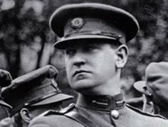 Michael Collins Michael Collins, Great Leaders, My Hero, Famous People, Ireland, Captain Hat, Image, Emerald Isle, Characters