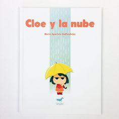 0-6 Cloe y la nube, un cómic mudo para peques que nos hace reflexionar sobre nuestro lugar en el mundo
