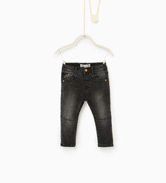Skinny trousers from Zara