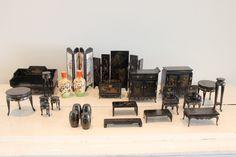 1000 images about poppenhuizen en miniaturen on pinterest for Poppenhuis te koop