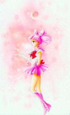 Sailor Moon Manga 2013 cover08 - Sailor Chibi Moon