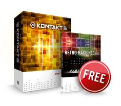 "KONTAKT 5 by Native Instruments - ""The World's Most Powerful Sampler"" $399 (Included in Komplete 9)"