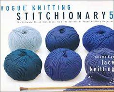 Vogue Knitting Stitchionary Vol.5 - Lace Knitting