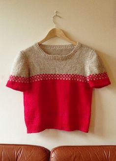 Fair Isle Band Sweater | by meghanaf