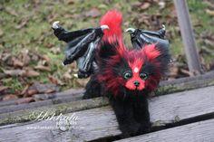 cat dragon baby