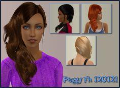 E's y Science kaheic kenm - Hair Dump: Peggy Free Edition