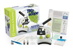 Thames And Kosmos Biology Tk2 Scope, 2015 Amazon Top Rated Lab Instruments & Equipment #Toy