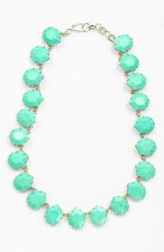 Gifts - Kendra Scott Sam Stone Necklace Seafoam Gold.jpg